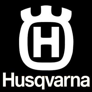vintage motorcycle number husqvarna decal