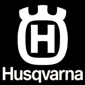 Huqvarna H Text Decal Vintage Motorcycle Numbers