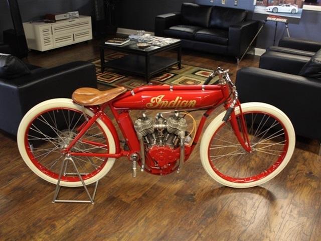 Vintage Motorcycle 1917 Indian Board Track Racer