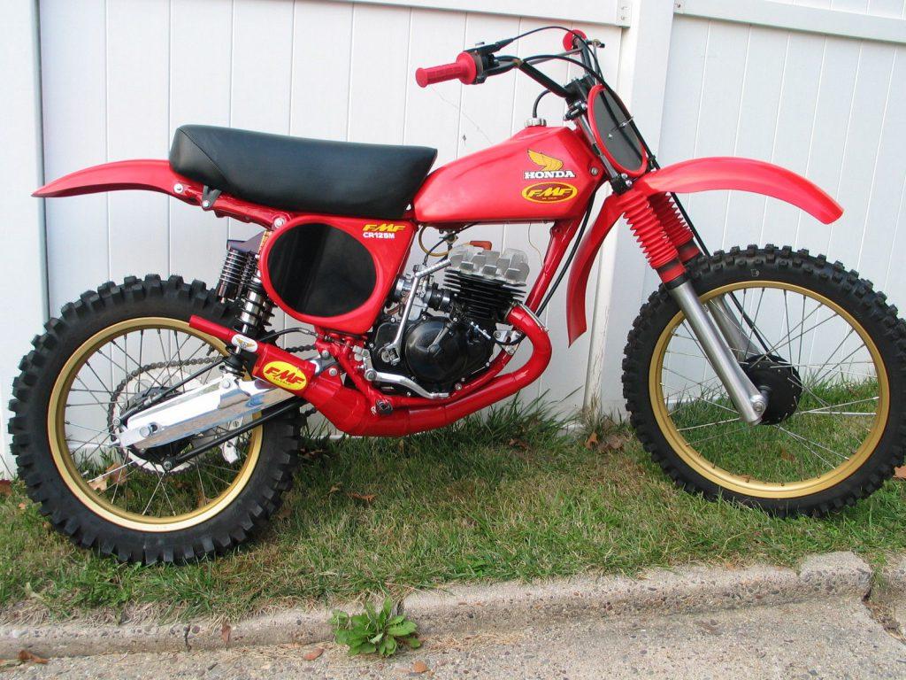Vintage Motorcycle Honda
