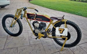 1930 Harley Davidson DL Racing Motorcycle
